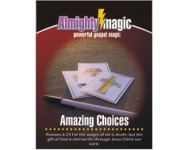 Amazing Choices Magic Trick