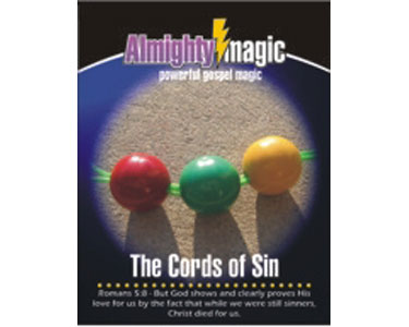 The Cords of Sin Magic Trick