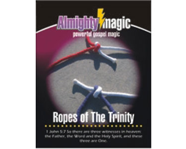 Ropes of the Trinity Magic Trick